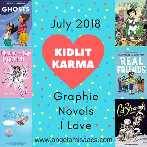 KidlitKarma: July 2018 book reviews