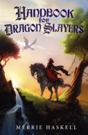 Covert art for HANDBOOK FOR DRAGON SLAYERS