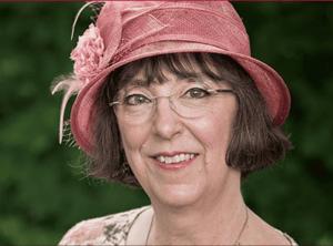 Charlotte Riggle Headshot