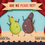 Book Cover: Are we pears yet?