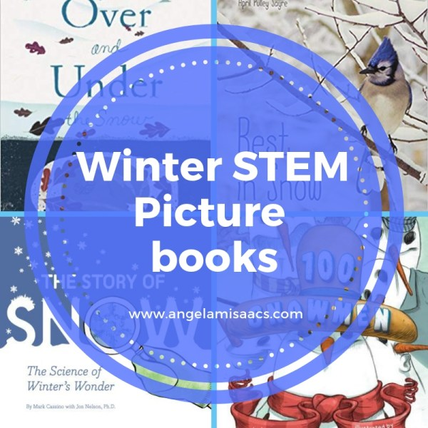 Winter STEM Picture Books