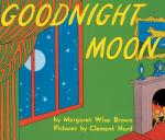 Book cover: Goodnight Moon by Margaret Wise Brown