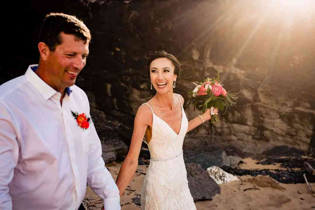 candid maui wedding photographers
