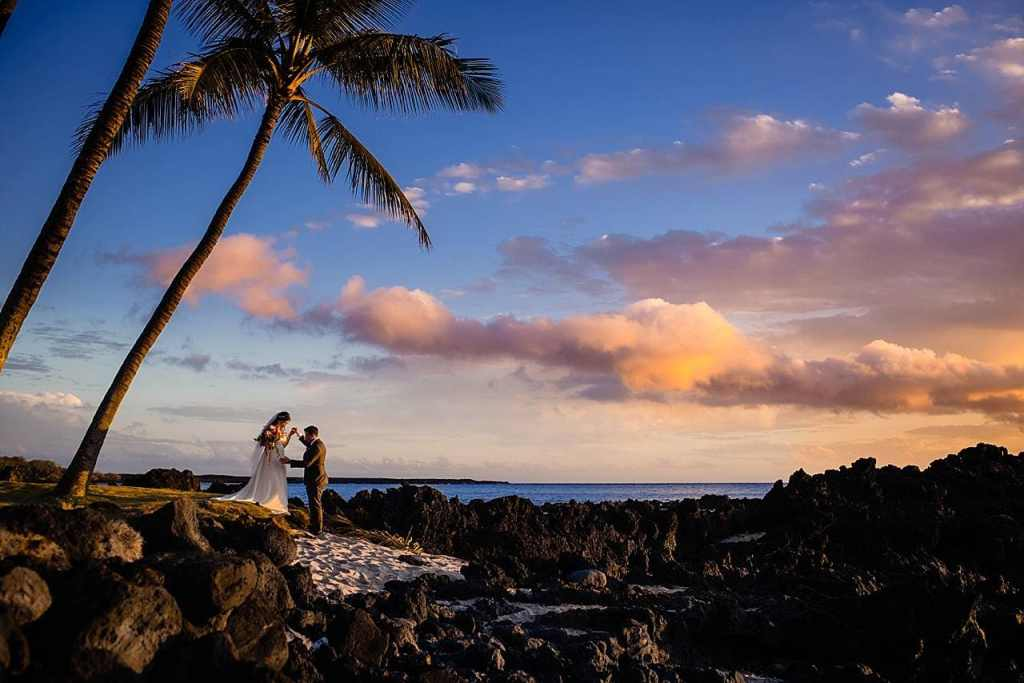 sunset portraits at white orchid beach house