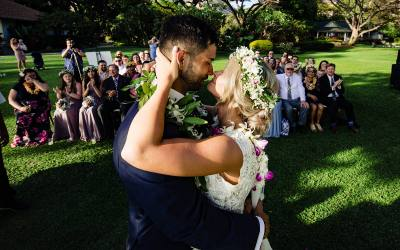Olowalu Plantation House Wedding