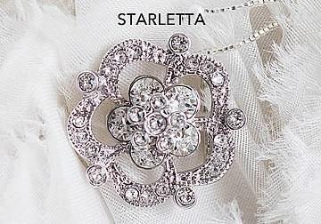 Starletta Brooch