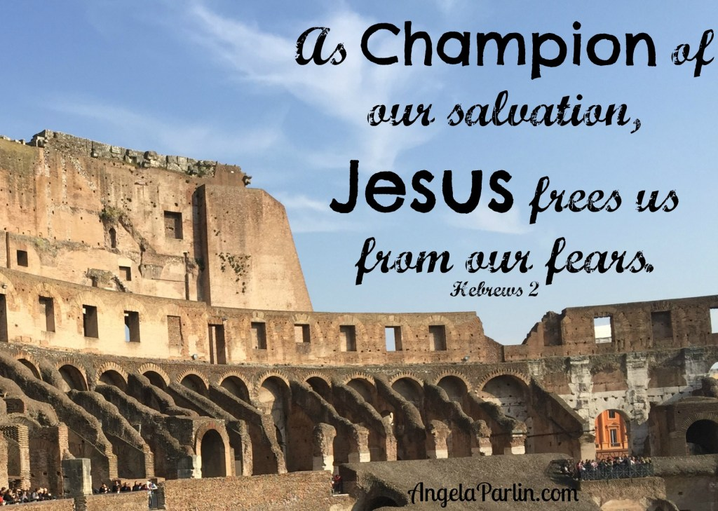 Jesus Frees Us From Fear