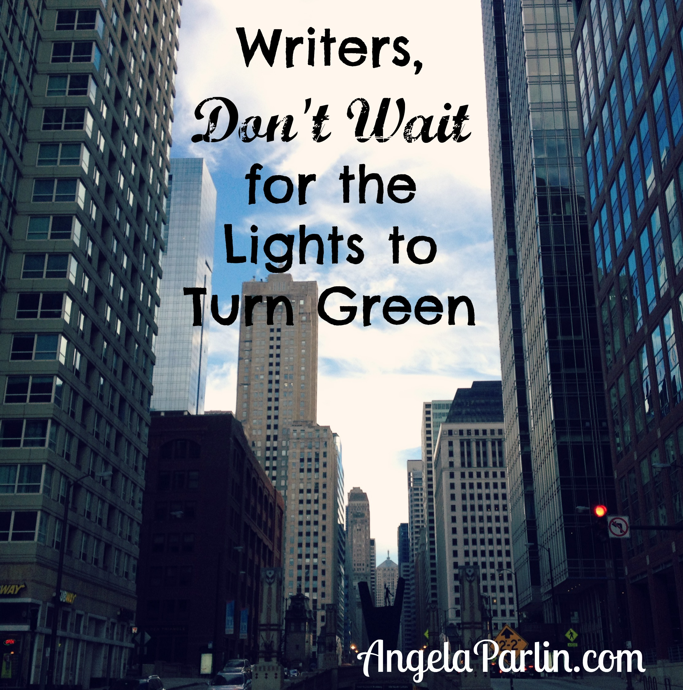 writers don't wait