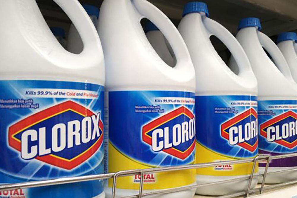 Clorox Bleach with CLOROXMAX