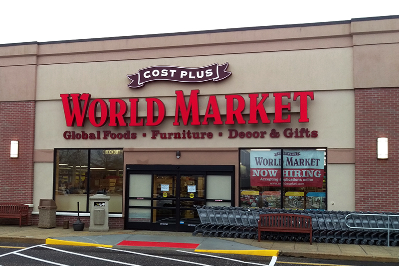 Cost Plus World Market In Shrewsbury NJ