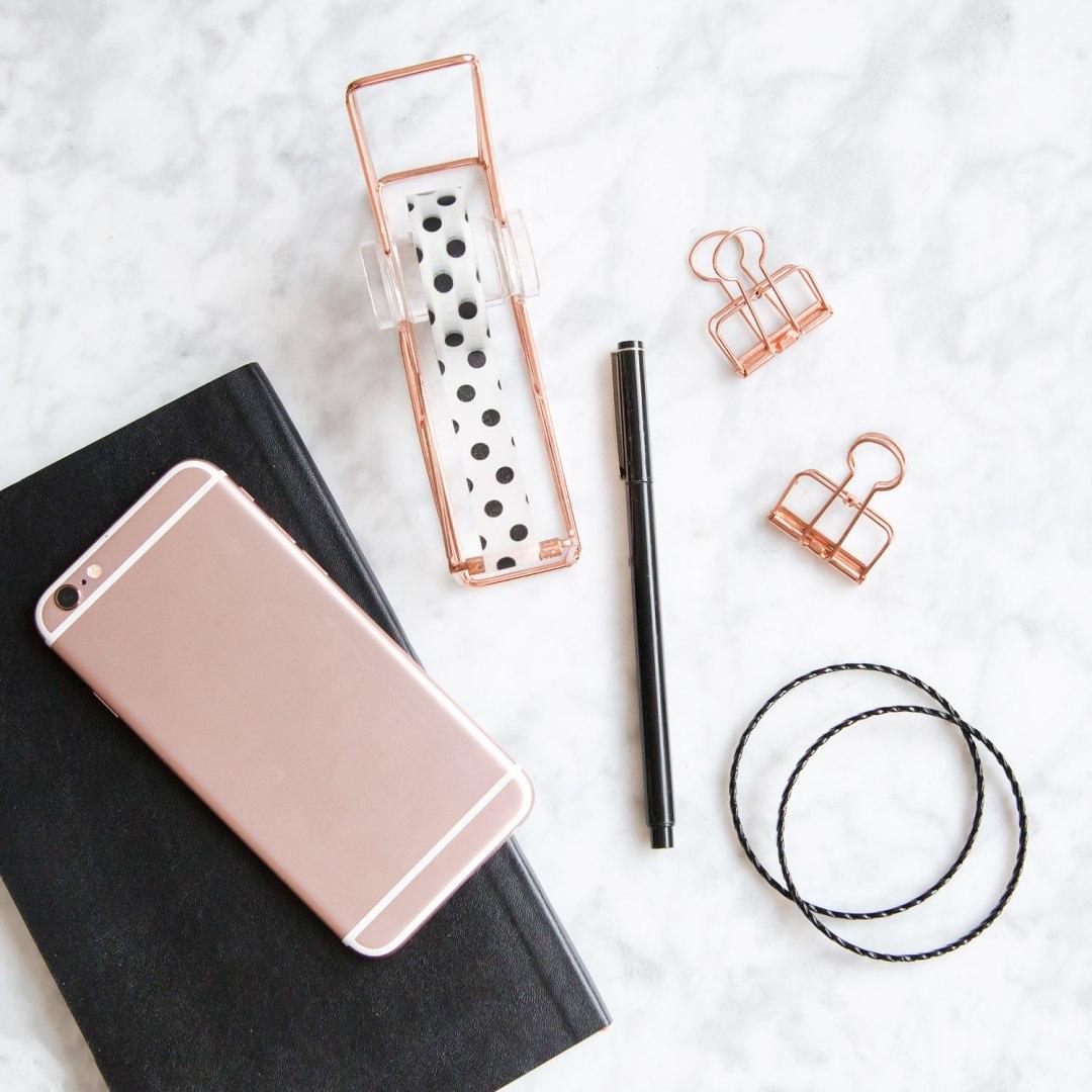 blogger accessories