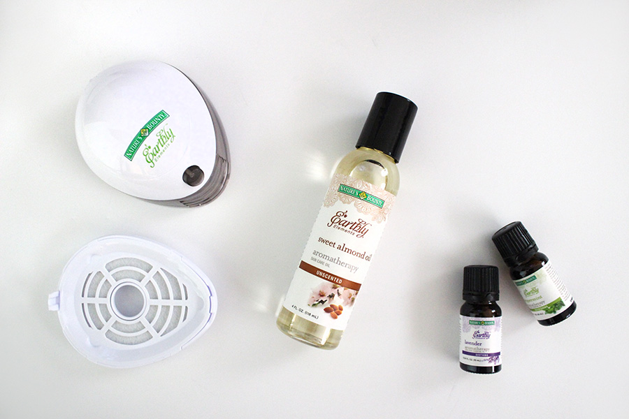 Nature's Bounty Earthly Elements Essential Oils