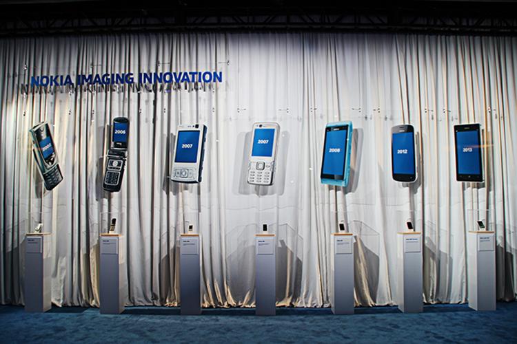 Pier 92 Nokia Lumia 1020 Zoom Reinvented event