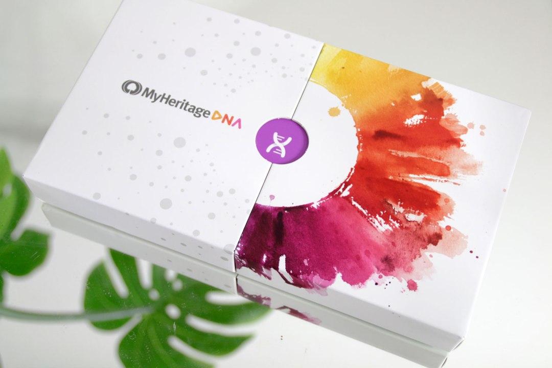 MyHeritage DNA test kit