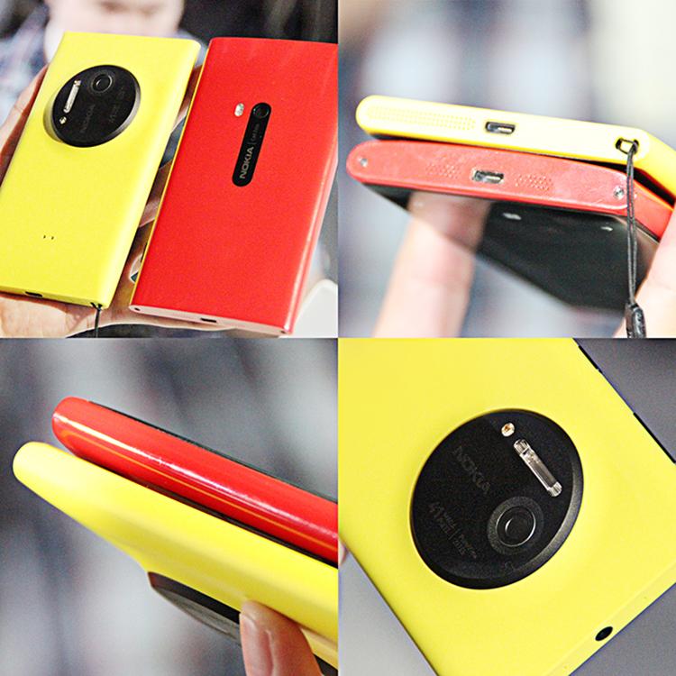 Nokia Lumia 1020 Zoom Reinvented event