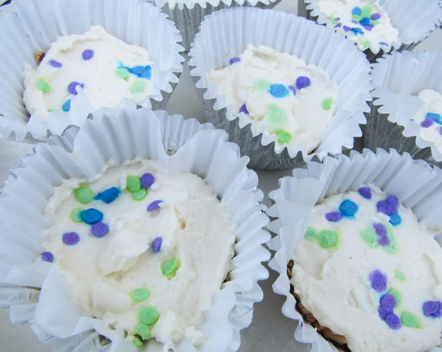 Cheesecake Bites Sprinkles