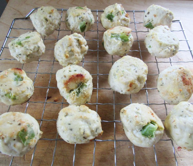 Parmesan Turkey Meatballs