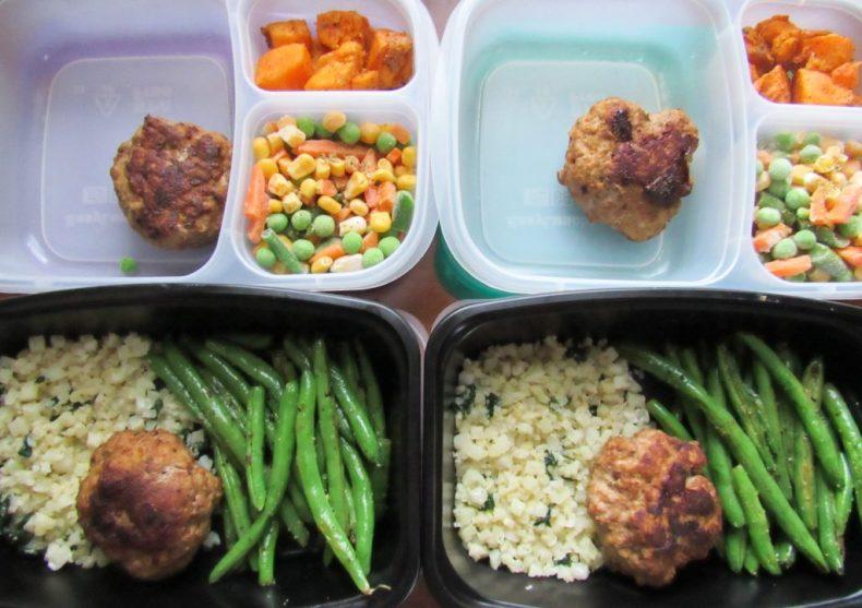 Buffalo Turkey Burger Meal Prep Recipes