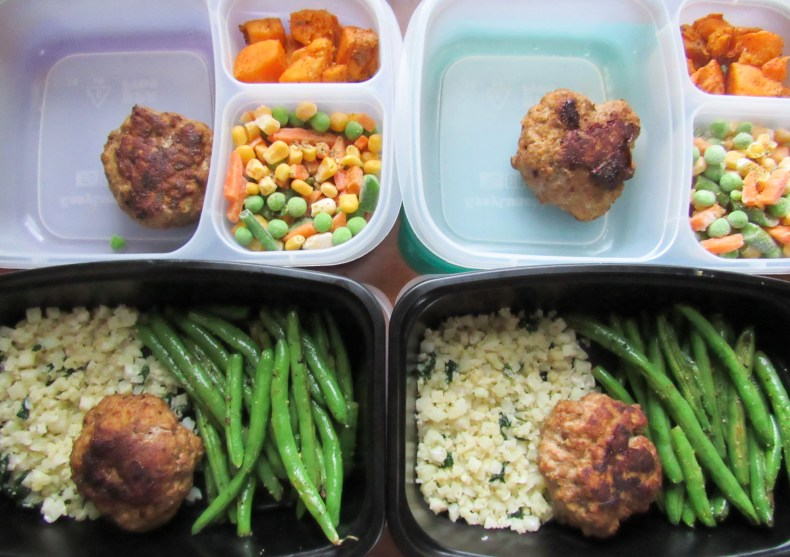 Buffalo Turkey Burger Meal Prep Recipes