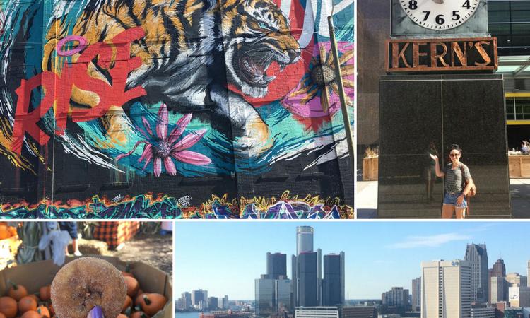 A Weekend in Detroit