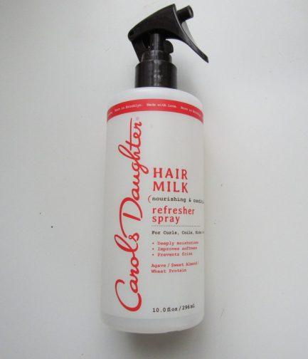 Carol's Daughter Hair Milk Refresher Spray