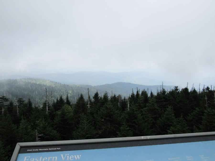 Clingman's Dome View