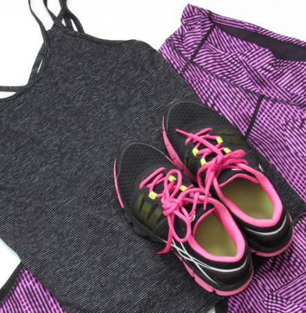 Vancouver Active Outfit