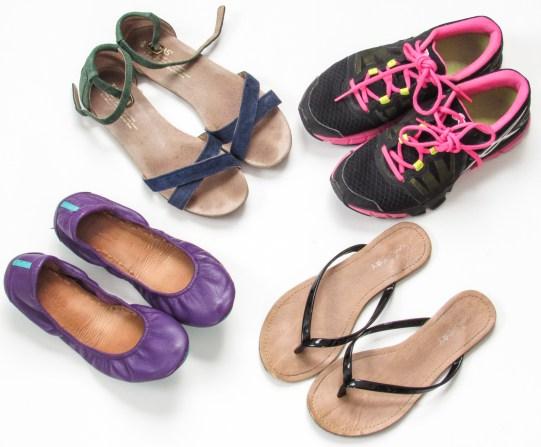 Vancouver Shoes
