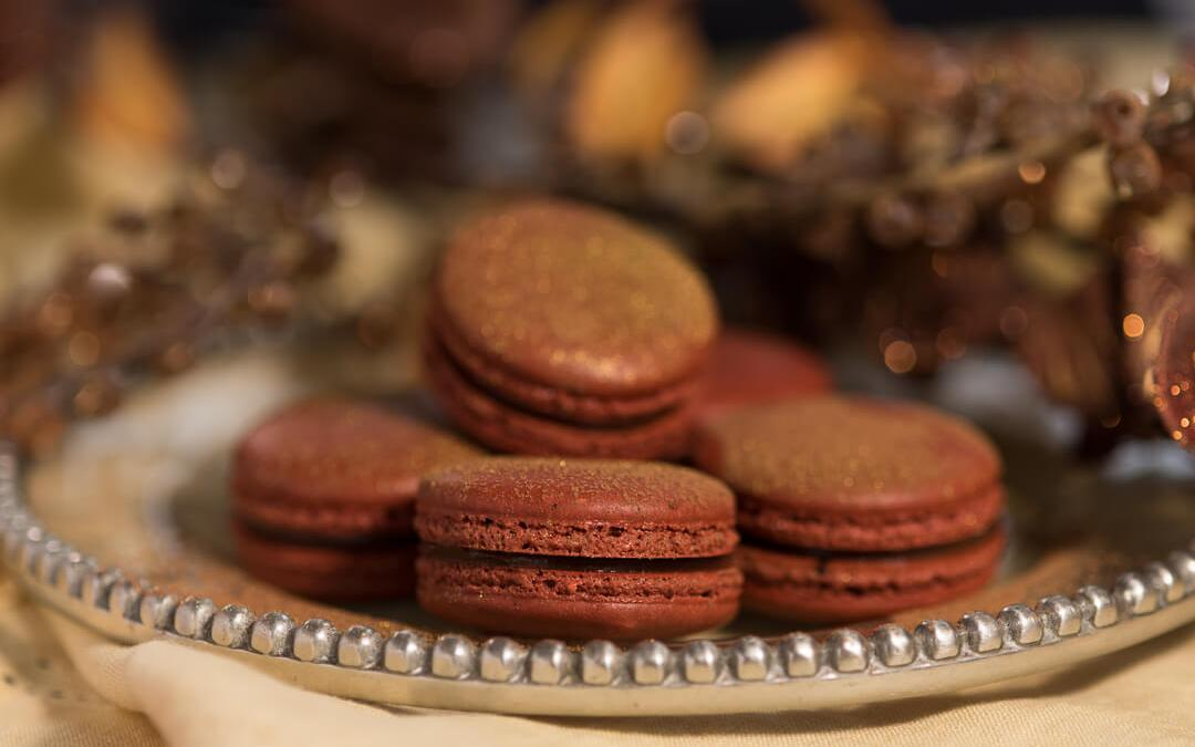 Chocolate Flavored French Macaron Recipe