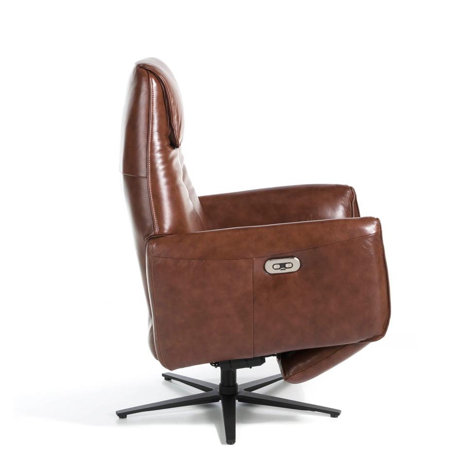 fauteuil relax rotatif avec double