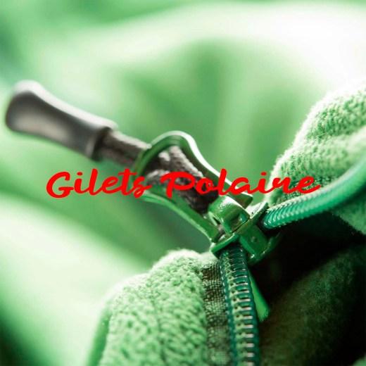 Gilets polaire