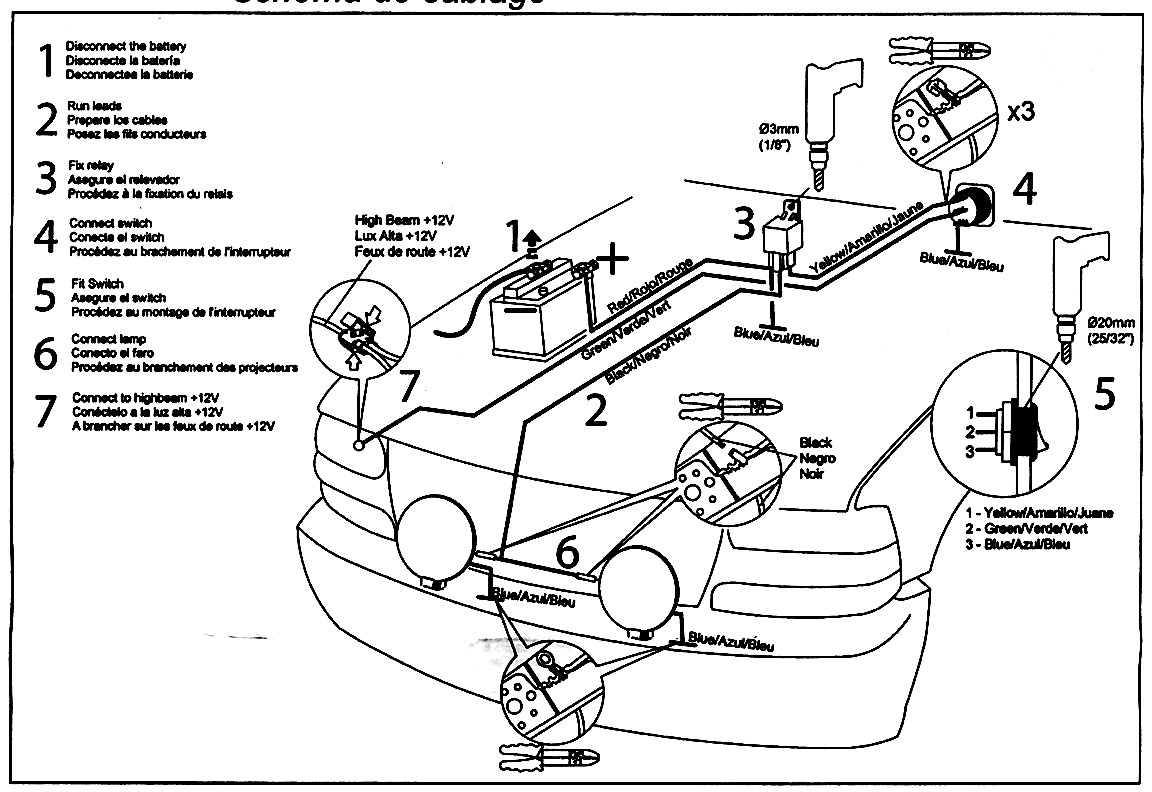 Mini Cooper Wiring Diagram R53