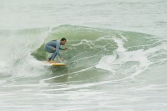 Local surfer/skimmer Brad Evers - Click pic for more