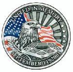 Pentagon Memorial Emblem