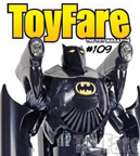Custom Bat Sentry ToyFare