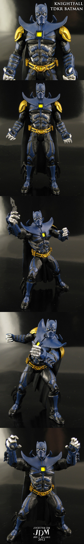 Custom BATMAN Dark Knight Movie Masters Azrael