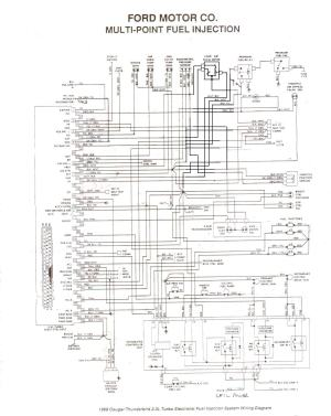 23T swap into 1990 Mazda B2200 wiring question | The