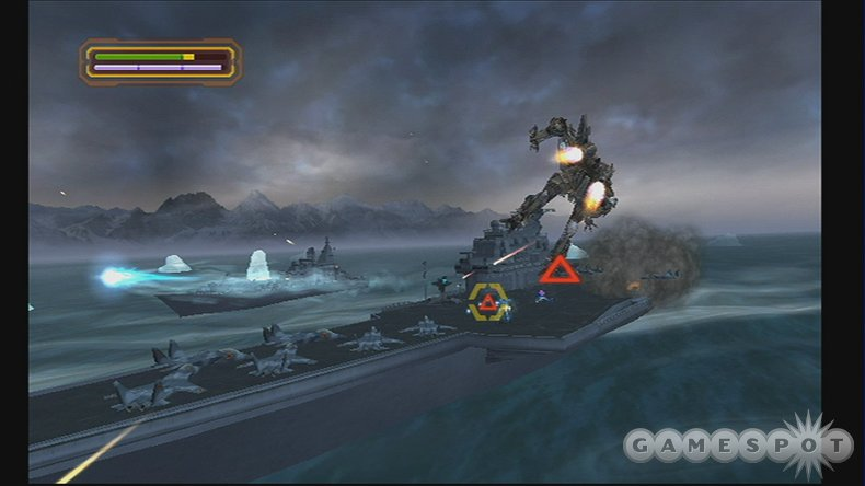 Game Ps3 Low Gravity Transformers Revenge Fallen