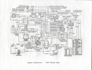 1969 Dodge Charger Instrument Panel Wiring Diagram Free Picture | Wiring Library