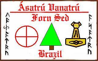 Ásatrú Vanatrú - Forn Sed Brazil ORG