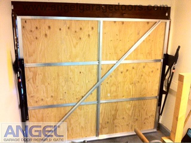 Swing Open Garage Doors How To Build Barn Or Garage Swing