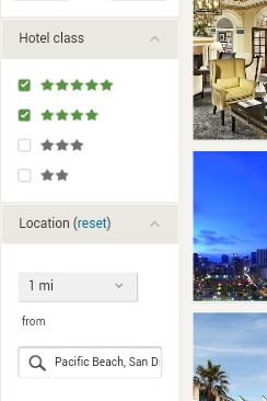 Narrow down your Tripadvisor search.