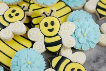 Bee Cookie Tutorial Feature