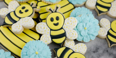 Bee Cookie Tutorial Feature