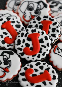 101 Dalmatians Cookies