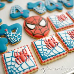 Spiderman-work-in-progress