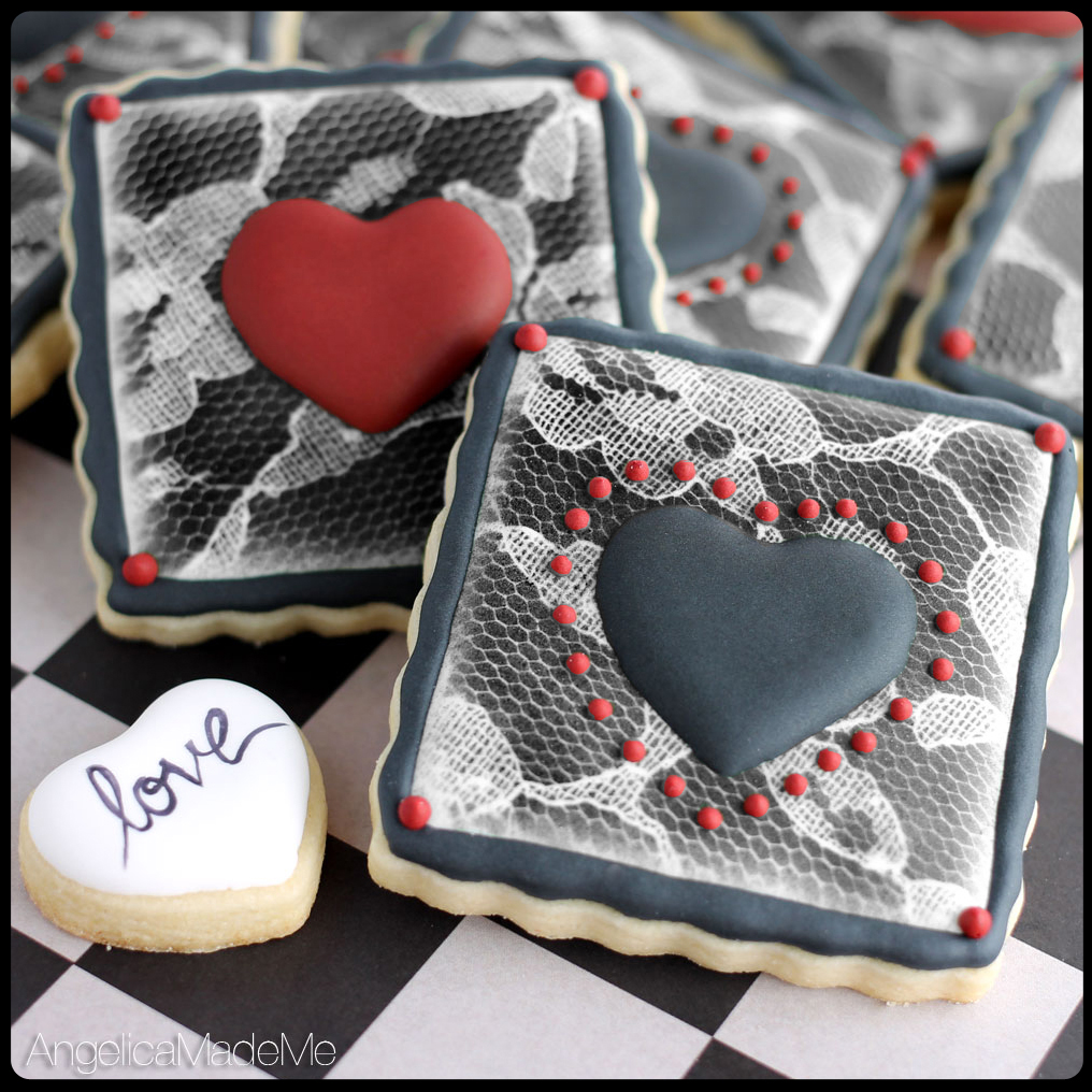 Black Hearts and Valentines