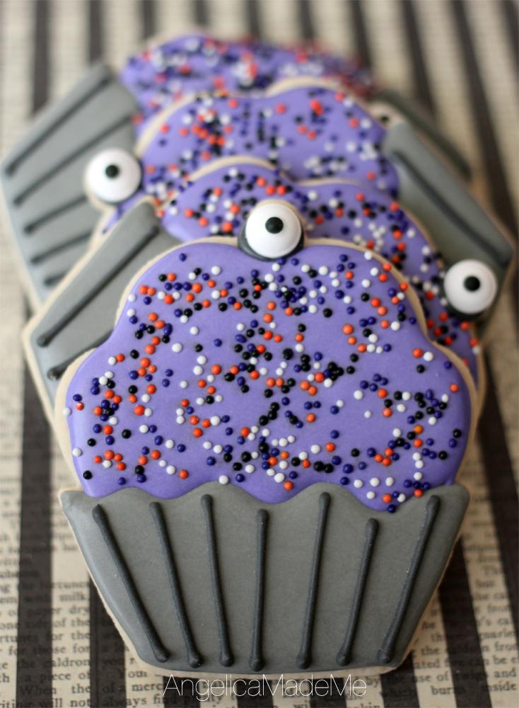 Halloween-Monster-Cupake-Cookies