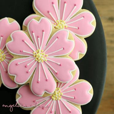 Cherry-Blossom-Sugar-Cookies
