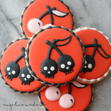 Halloween-Cherry-Skull-Cookies-12